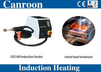 High Frequency Electromagnetic IGBT Induction Heating Equipment for Brazing of Brass Copper Steel