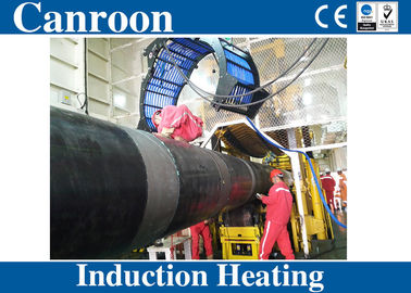 Induction Heating Equipment for Pipe Joint Anti-corrosion Coating in Oil and Gas Pipeline