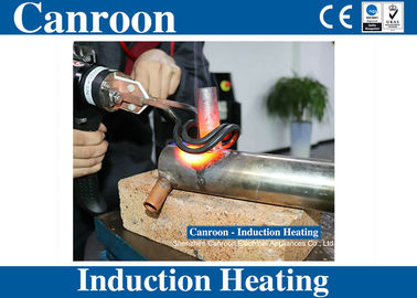 Handheld High Frequency Induction Heating Machine for Copper Tube Brazing Heat Treatment with Good Performance